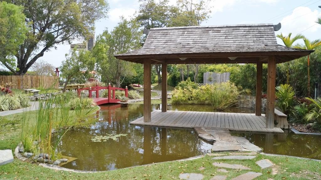 La cruceta del vig a y el jard n japon s Jardin japones informacion
