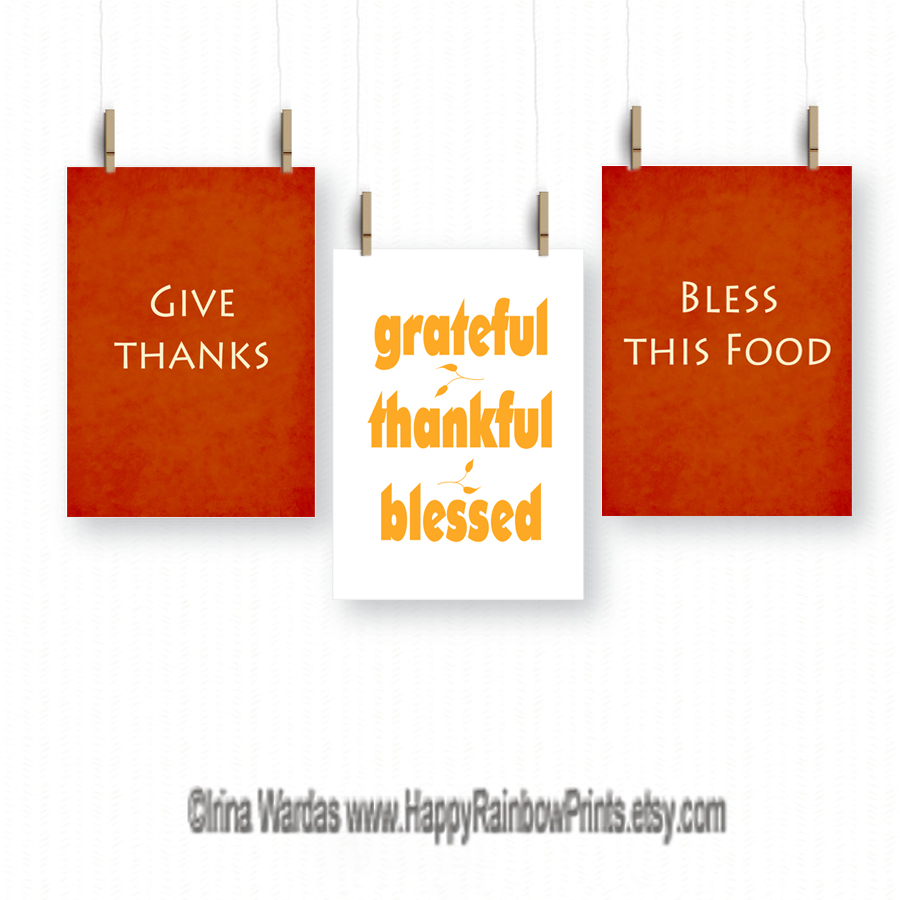 How to be thankful every day