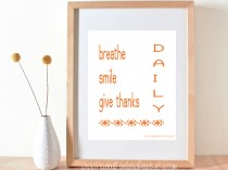 Give thanks free printable and giveaway