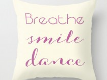 pillow gift for dancers