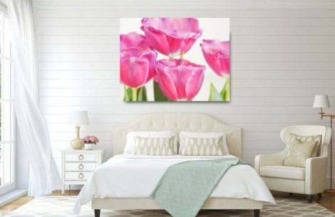 large canvas interior decor
