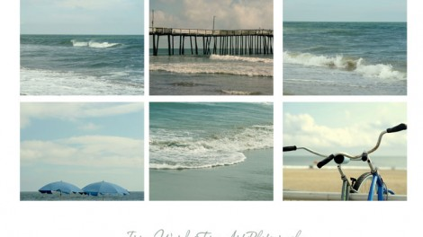beach fun photo set