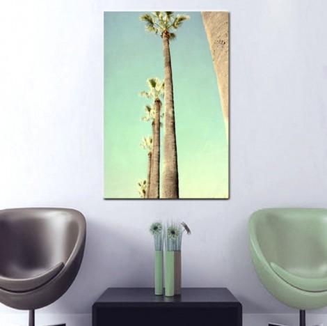 Palm Tree Canvas Wall Decor