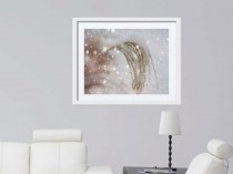 Winter Nature Wall Decor