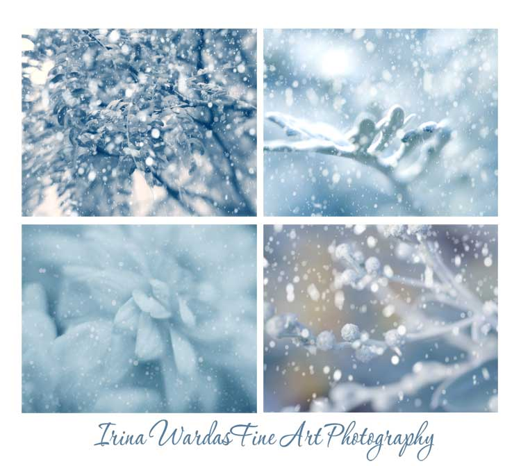 winter wall art