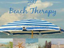 beach photo calendar 2017
