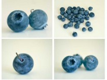 blueberry photo meditation