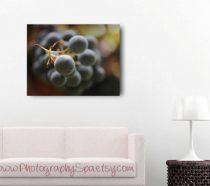 grape food wall decor