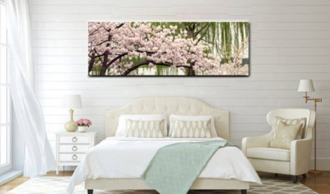 Panoramic Nature Canvas