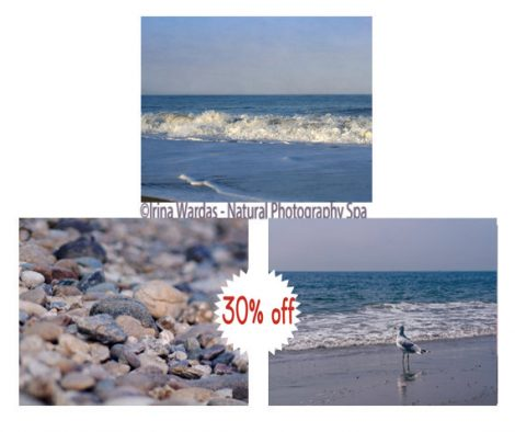 Coastal photography beach print set, 3 piece wall art, 3 11x14 nautical prints, beige blue photographs, lake house decor, ocean wall set