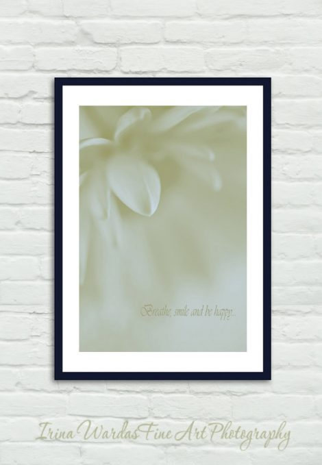 Neutral abstract art, floral abstract photography, modern floral art, pale sage wall art flower photography zen artwork inspirational print