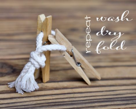 Laundry room decor, laundry room sign, rustic shabby chic home decor, clothespins photograph, wash dry fold repeat print country home decor