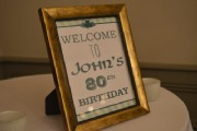 John's Surprise Birthday Party
