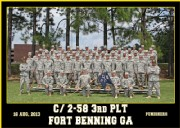 FB 16 Aug 2013 C 2-58 Platoons
