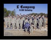 Fort Benning 25 February 2011 E2-58 Platoons