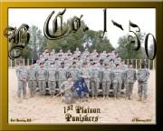 Fort Benning 04 February 2011 B1-50 Platoons