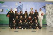FB 08 February 2012 Faith Middle Girls Basketball