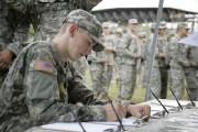 Fort Benning 07 August 2010 Soldier Show Candids