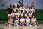 Fort Benning March 2011 Faith Middle Basketball