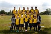 FB 12 September 2013 Faith Middle School Soccer