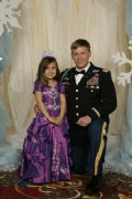 Fort Benning 03 December 2010 MWR Father and Daugh