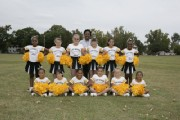 FB Youth Cheerleading Fall 2011