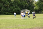 JICS Girls Soccer action