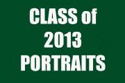 DA CLASS of 2013 PORTRAITS