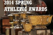 2014 SPRING ATHLETIC AWARDS