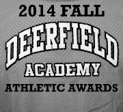 FALL 2014 ATHLETIC AWARDS