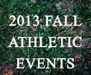 2013 DA FALL SPORTS & EVENTS