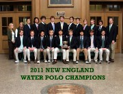 2011 NEW ENGLAND WATER POLO CHAMPIONS