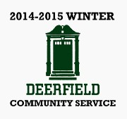 2014-2015 WINTER COMMUNITY SERVICE