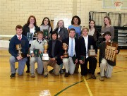 FALL 2013 ATHLETIC AWARDS