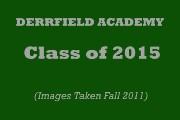 DEERFIELD ACADEMY CLASS of 2015 PORTRAITS
