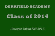 DEERFIELD ACADEMY CLASS of 2014 PORTRAITS