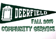 2014 FALL COMMUNITY SERVICE
