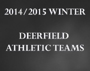 2014/2015 WINTER ATHLETIC TEAMS