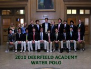 2010 BOYS WATER POLO TROPHY PHOTO