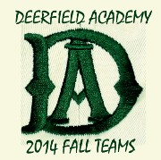 2014 FALL ATHLETIC TEAMS