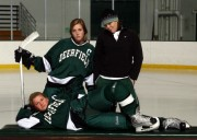 2008/2009 DEERFIELD ACADEMY WINTER TEAMS & INDS.