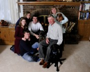 Allen Family at Home 2010