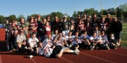 Central Square Lacrosse -Senior night