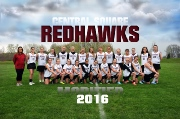 Redhawks Girls Modified Lacrosse