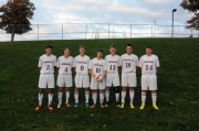 Central Sq Soccer -Senior Night