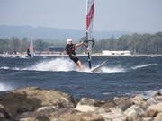 windsurf at the..