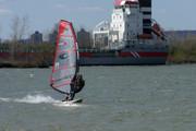 Windsurfing wit..