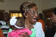 Hattie Mathis' 85th BDay Celebration