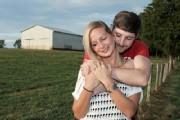 Heather and Jason