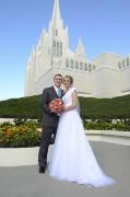 Elgan-Hall wedding of Brock and Katie 1.8.16